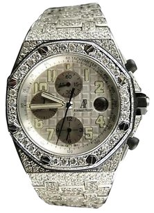 Audemars Piguet Audemars Piguet Royal Oak Offshore Diamond Watch 23 Ct