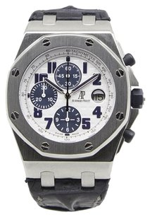 Audemars Piguet Audemars Piguet Royal Oak Offshore Stainless Steel White DIal Men's Watch