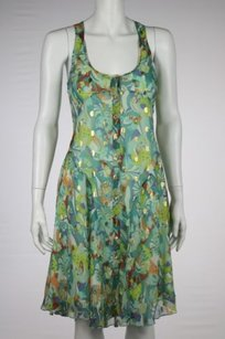 A|X Armani Exchange Womens Teal Dress