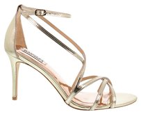Badgley Mischka Platinum Pumps
