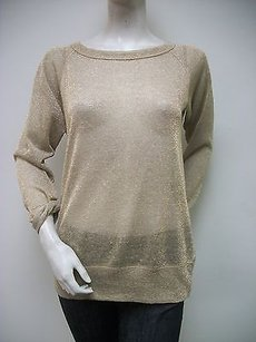 Bailey 44 Baily Metallic Cold Sweater