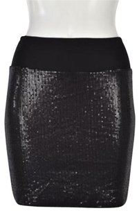 Bailey 44 44 Straight Skirt Black