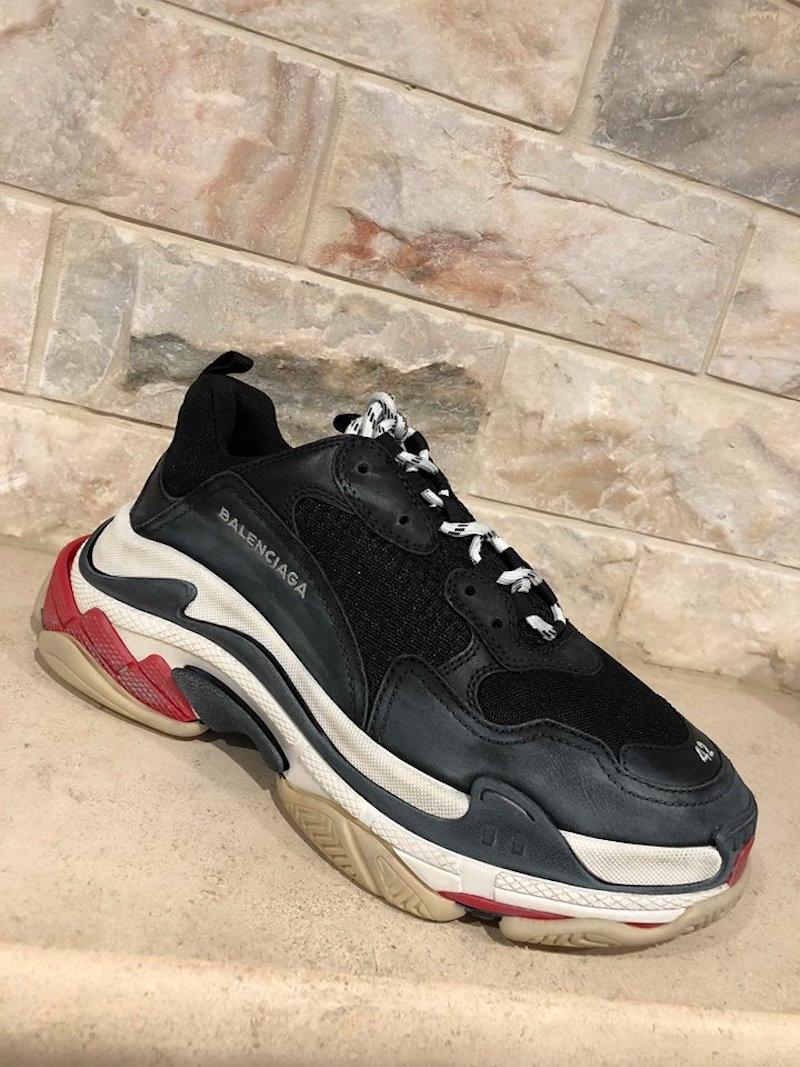 Speed Leather Sneaker outlet low shipping fee YsDFKqyomG