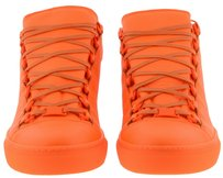 Balenciaga Men Arena Balencaiga Orange Athletic