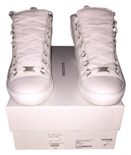 Balenciaga White Athletic