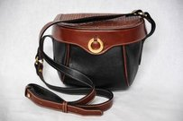 Bally Brown Leather Cross Body Bag