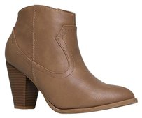 Bamboo Beige Boots