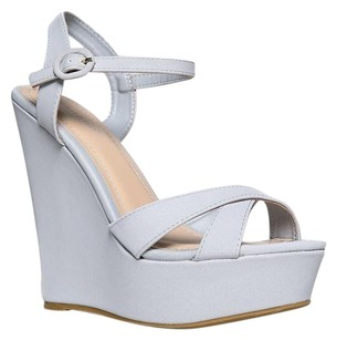 Bamboo Gray Wedges