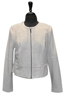 Banana Republic Womens White Jacket