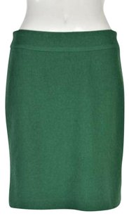 Banana Republic Straight Skirt Green