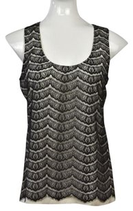 Banana Republic Womens Top Black