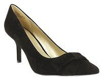 Bandolino Womens Leather black Platforms
