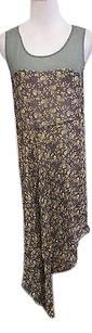 Multi-Color Maxi Dress by Barbara Bui Brown Floral