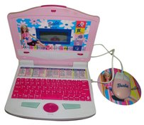 Barbie Barbie B-Book Laptop Computer by Barbie - EUC