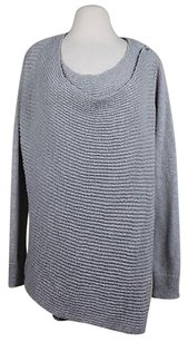 Barneys New York Womens Cardigan Med Cotton Jacket Sweater