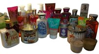 Bath and Body Works HUGE BUNDLE OF RARE DISCONTINUED BATH & BODY WORKS ITEMS + FREE GIFT!