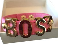 BCBGeneration Light pink BCBGeneration boss bracelet
