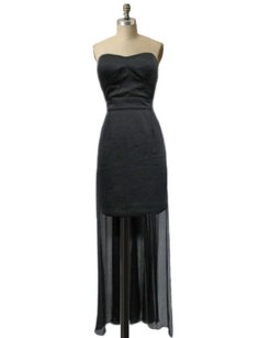 Black Maxi Dress by BCBGeneration Bcbg Generation