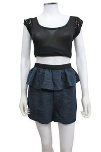 BCBGeneration Bcbg Generation Shorts Blue black