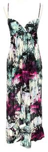Maxi Dress by BCBGeneration Tie Dye