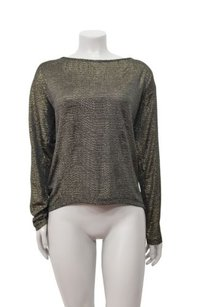 BCBGeneration Bcbg Generation Boatneck Top black gold