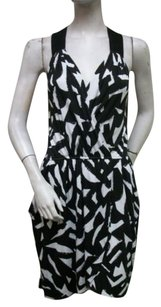 BCBGeneration Racer Back Faux Dress