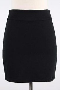 BDG Womens Solid Skirt Black