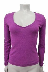 BDG Urban Outfitters Slim Fit Pullover Top Rose
