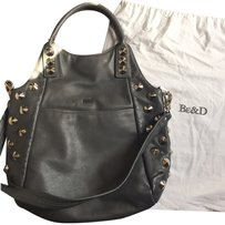 Be&D Satchel in Steel Grey