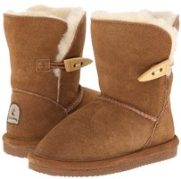 Bearpaw Bootie Youth Kids Hickory II Boots