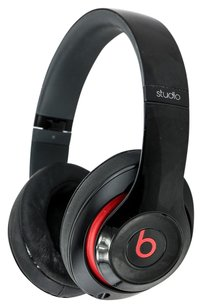 Beats By Dre Beats by Dr. Dre - Beats Studio Over-the-Ear Headphones - Glossy Black