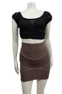 bebe Skirt Chocolate Truffle