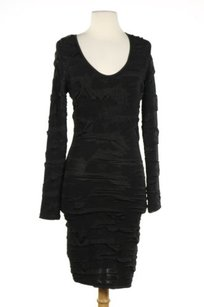 bebe Womens Sheath Dress