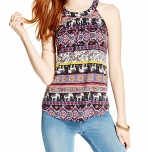 Belle du Jour 0rczehhj Cami New With Tags Polyester 3543-0185 Top