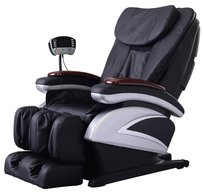 Best Massage New Full Body Shiatsu Massage Chair Recliner w/Back Roller & Heat Stretched Foot