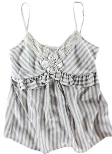Beyond Vintage Beyond Lace Romantic Tank Ss Top