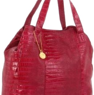 Big Buddha Tote in Red