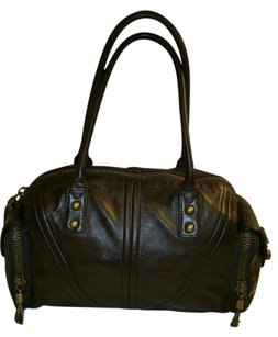 Botkier Leather Tassels Hobo Bag