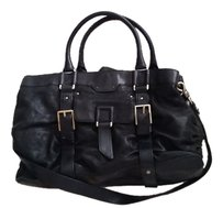 Botkier Leather Sasha Satchel in Black