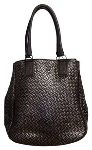 Bottega Veneta Shoppers Tote in Brown