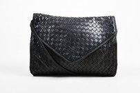 Bottega Veneta Vintage Woven Shoulder Bag