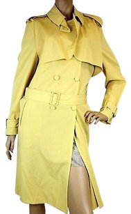 Bottega Veneta Womens Wool Trench Trench Coat