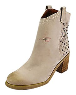 Boutique 9 Womens Leather beige Boots