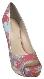 Boutique 9 Pink Multi Pumps