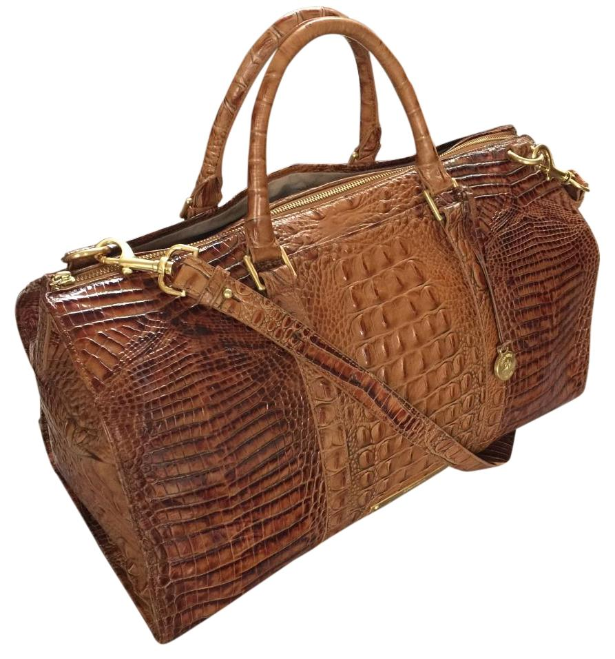 Brahmin Weekend/Travel Bags - Up to 90% off at Tradesy