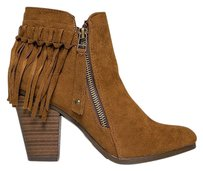 Breckelle's 35booties& 35boots& Gail26tan-11 Brown Boots