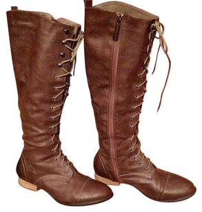 Breckelles brown Boots