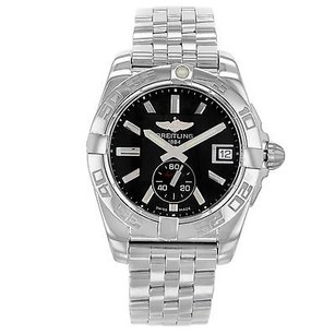 Breitling Breitling Galactic A3733012ba33-ss Stainless Steel Automatic Unisex Watch