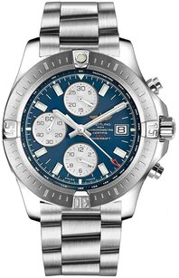 Breitling Breitling Men's Stainless Steel Colt Chronograph Watch A1338811