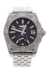 Breitling Breitling Stainless Steel Galactic Automatic Watch